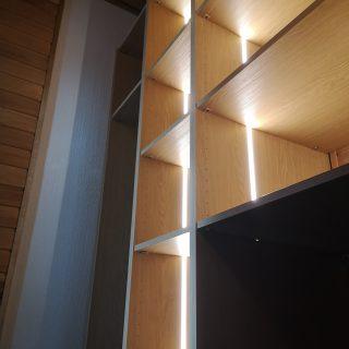 LED-valgustus külgseinas 2
